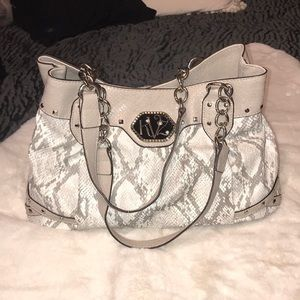Kathy Van Zeeland like new purse